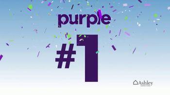 Ashley HomeStore TV Spot, 'Purple Mattress: Customer Satisfaction' - Thumbnail 5