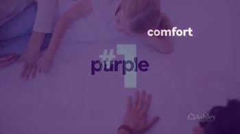 Ashley HomeStore TV Spot, 'Purple Mattress: Customer Satisfaction' - Thumbnail 6