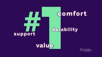 Ashley HomeStore TV Spot, 'Purple Mattress: Customer Satisfaction' - Thumbnail 7