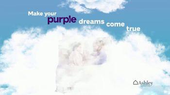 Ashley HomeStore TV Spot, 'Purple Mattress: Customer Satisfaction' - Thumbnail 9