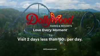 Dollywood Flower & Food Festival TV Spot, 'Immerse Yourself: Visit Two Days' - Thumbnail 7