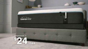 Ashley HomeStore TV Spot, 'Dormir mejor: ahorra $1,100 dólares en colchones selectos' [Spanish] - Thumbnail 4