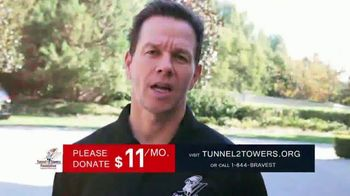 Stephen Siller Tunnel to Towers Foundation TV Spot, 'Kevin Trimble' Featuring Mark Wahlberg - Thumbnail 8