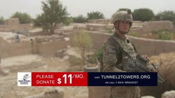 Stephen Siller Tunnel to Towers Foundation TV Spot, 'Kevin Trimble' Featuring Mark Wahlberg - Thumbnail 1