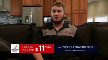 Stephen Siller Tunnel to Towers Foundation TV Spot, 'Kevin Trimble' Featuring Mark Wahlberg - Thumbnail 2