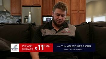 Stephen Siller Tunnel to Towers Foundation TV Spot, 'Kevin Trimble' Featuring Mark Wahlberg - Thumbnail 4