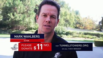 Stephen Siller Tunnel to Towers Foundation TV Spot, 'Kevin Trimble' Featuring Mark Wahlberg - Thumbnail 5