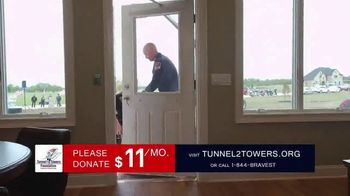 Stephen Siller Tunnel to Towers Foundation TV Spot, 'Kevin Trimble' Featuring Mark Wahlberg - Thumbnail 6