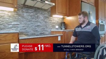 Stephen Siller Tunnel to Towers Foundation TV Spot, 'Kevin Trimble' Featuring Mark Wahlberg - Thumbnail 7