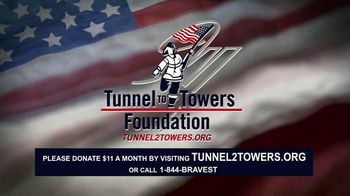 Stephen Siller Tunnel to Towers Foundation TV Spot, 'Brian Johnston' - Thumbnail 7