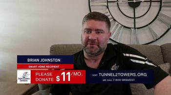 Stephen Siller Tunnel to Towers Foundation TV Spot, 'Brian Johnston' - Thumbnail 1