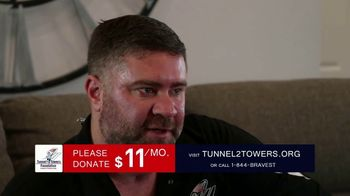Stephen Siller Tunnel to Towers Foundation TV Spot, 'Brian Johnston' - Thumbnail 2