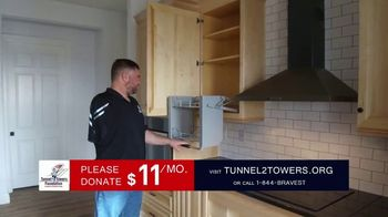 Stephen Siller Tunnel to Towers Foundation TV Spot, 'Brian Johnston' - Thumbnail 5
