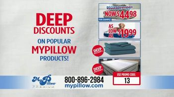 My Pillow Premium TV Spot, 'Deep Discount Interruption: Towels' - Thumbnail 7