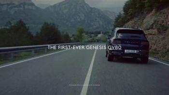 2021 Genesis GV80 TV Spot, 'Boundless' Song by Kadavar [T2] - Thumbnail 4