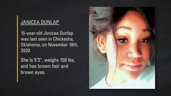 National Center for Missing & Exploited Children TV Spot, 'Janicea Dunlap'