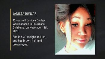 National Center for Missing & Exploited Children TV Spot, 'Janicea Dunlap' - Thumbnail 6