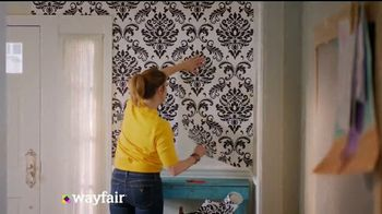Wayfair Way Day TV Spot, 'Bathroom Upgrades, Rugs and Outdoor Furniture: $50 Off'