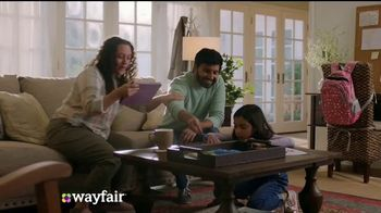 Wayfair Way Day TV Spot, 'Bathroom Upgrades, Rugs and Outdoor Furniture: $50 Off' - Thumbnail 1