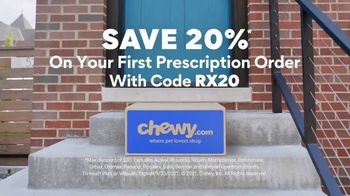 Chewy.com TV Spot, 'Feeling Good Comes First: 20%' - Thumbnail 10