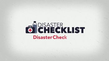 DisasterChecklist.org TV Spot, 'Water Quality and Disasters' - Thumbnail 5