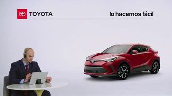 2021 Toyota C-HR TV Spot, 'Comentarista deportivo: C-HR' [Spanish] [T2] - Thumbnail 1