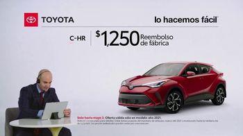 2021 Toyota C-HR TV Spot, 'Comentarista deportivo: C-HR' [Spanish] [T2] - Thumbnail 5