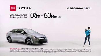 2021 Toyota Corolla Hybrid TV Spot, 'Videojuego' [Spanish] [T2] - Thumbnail 1