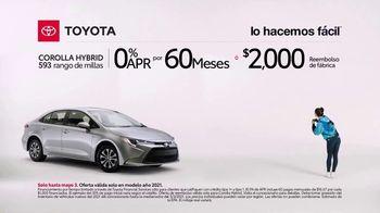 2021 Toyota Corolla Hybrid TV Spot, 'Videojuego' [Spanish] [T2] - Thumbnail 3