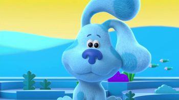Noggin TV Spot, 'Imagination Trip: Blue's Clues'
