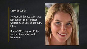 National Center for Missing & Exploited Children TV Spot, 'Sydney West' - Thumbnail 3
