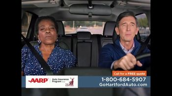 The Hartford Auto TV Spot, 'Rewarding Experienced Drivers' Featuring Mat McCoy