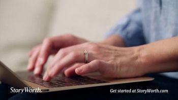 StoryWorth TV Spot, 'Mother's Day: Dear Mom' - Thumbnail 2