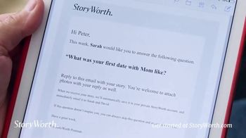 StoryWorth TV Spot, 'Mother's Day: Dear Mom' - Thumbnail 4
