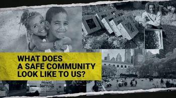 Black Lives Matter TV Spot, 'Safe Community' Song by Skrxlla, WEARETHEGOOD - Thumbnail 2
