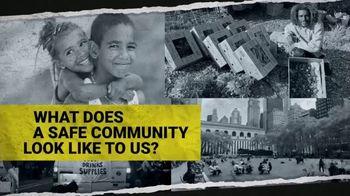 Black Lives Matter TV Spot, 'Safe Community' Song by Skrxlla, WEARETHEGOOD