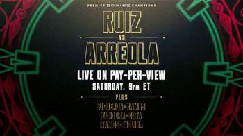 Premier Boxing Champions TV Spot, 'Ruiz vs. Arreola' - 980 commercial airings