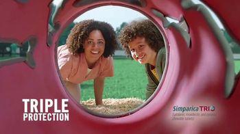 Simparica Trio TV Spot, 'Triple Protection'