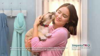 Simparica Trio TV Spot, 'Triple Protection' - Thumbnail 6