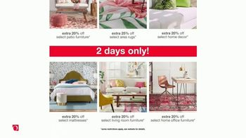 Overstock.com 48 Hour Flash Sale TV Spot, 'Patio Furniture and Spring Decor' - Thumbnail 3