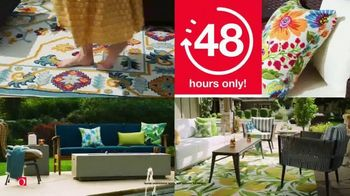 Overstock.com 48 Hour Flash Sale TV Spot, 'Patio Furniture and Spring Decor' - Thumbnail 5
