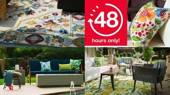 Overstock.com 48 Hour Flash Sale TV Spot, 'Patio Furniture and Spring Decor' - Thumbnail 6