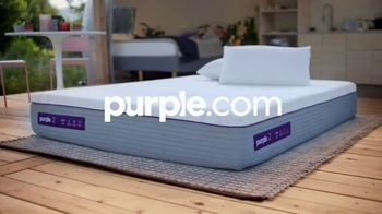 Purple Spring Sale TV Spot, 'Free Sheets and Pillow' - Thumbnail 1