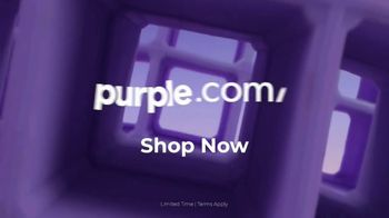 Purple Spring Sale TV Spot, 'Free Sheets and Pillow' - Thumbnail 10