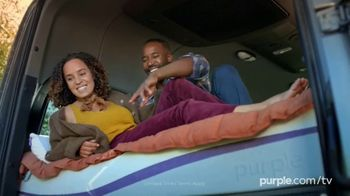 Purple Spring Sale TV Spot, 'Free Sheets and Pillow' - Thumbnail 8