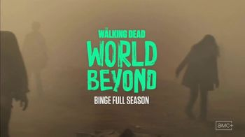 AMC+ TV Spot, 'The World of the Walking Dead' - Thumbnail 6