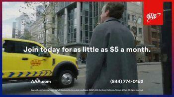 AAA Roadside Assistanct TV Spot, 'Quality Umbrella' - Thumbnail 9