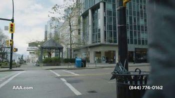 AAA Roadside Assistanct TV Spot, 'Quality Umbrella' - Thumbnail 8