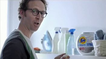 Tide PODS Hygienic Clean Free TV Spot, 'For Super Heroes With Sensitive Skin' - Thumbnail 4