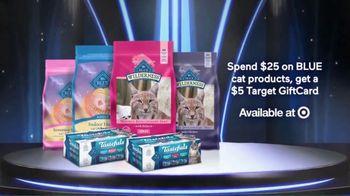 Blue Buffalo Tastefuls TV Spot, 'Spend $25, Receive a $5 Target Gift Card' - Thumbnail 9